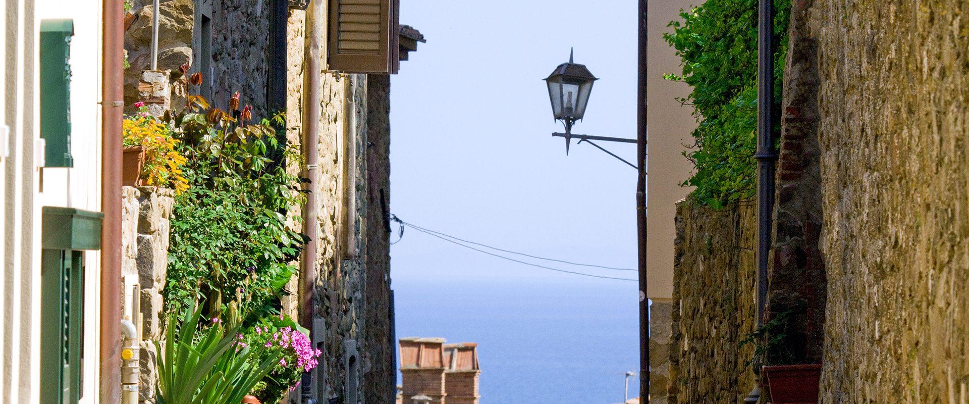 Castiglione della Pescaia and Punta Ala